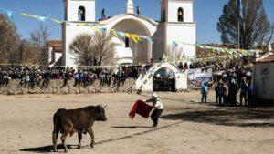Toreo de la vincha Casabindo-Jujuy