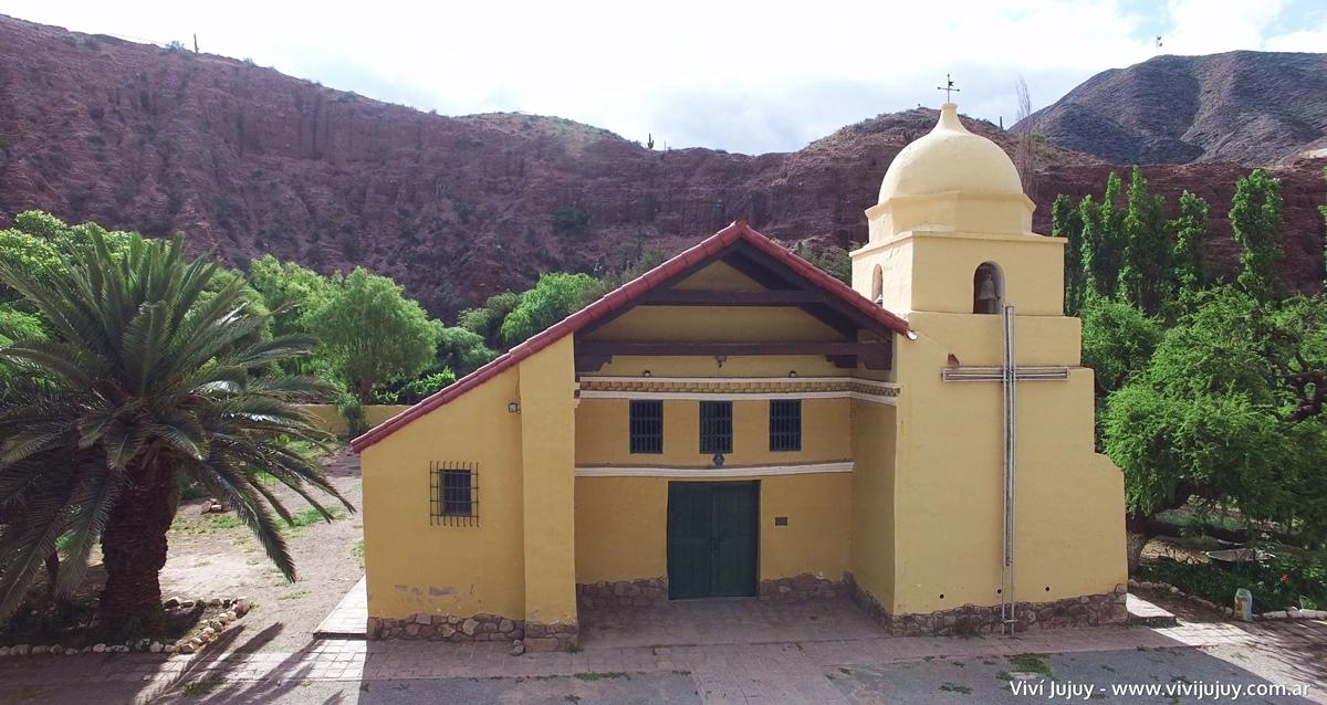 Iglesia de Tumbaya