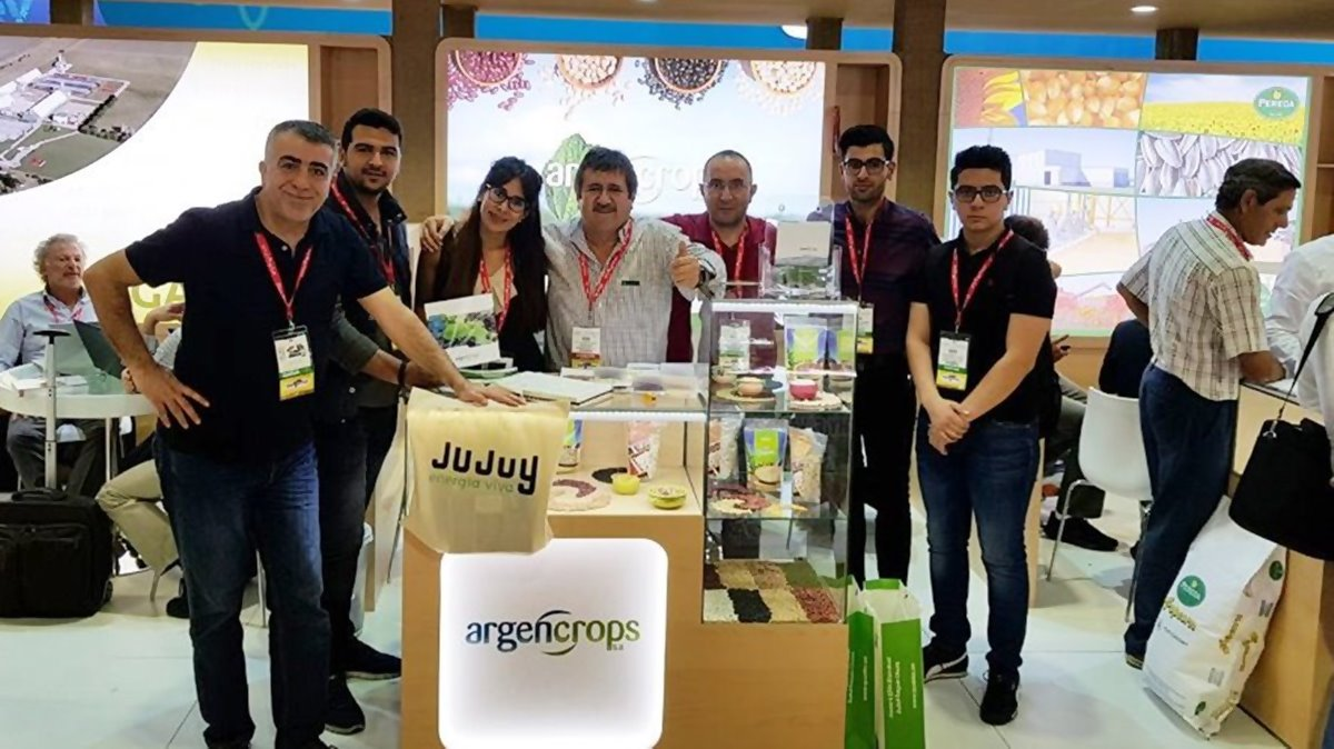 Argencrops Jujuy Dubai