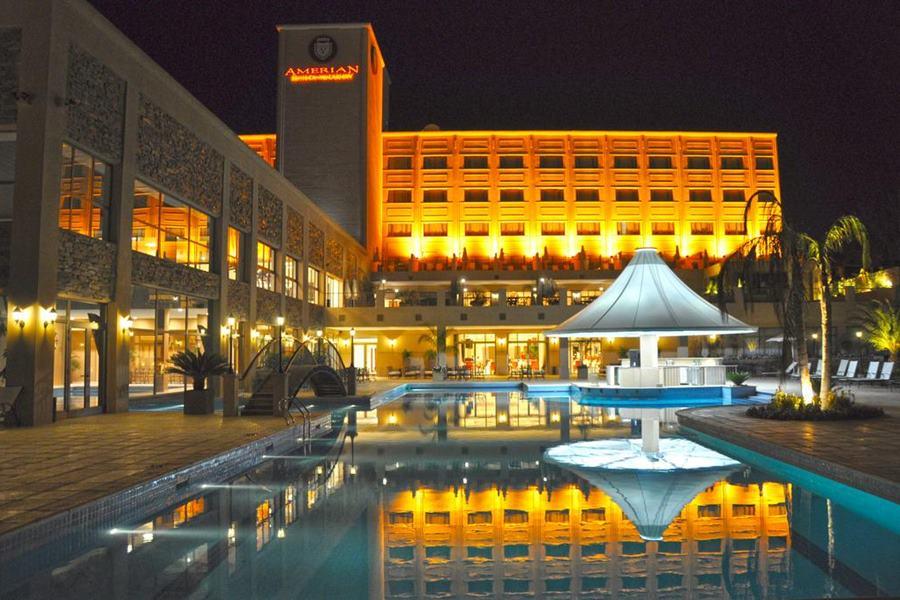 Amerian Hotel