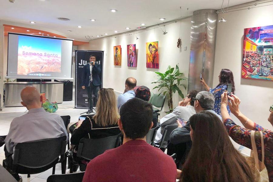 Semana Santa en Jujuy Presentacion en Baires