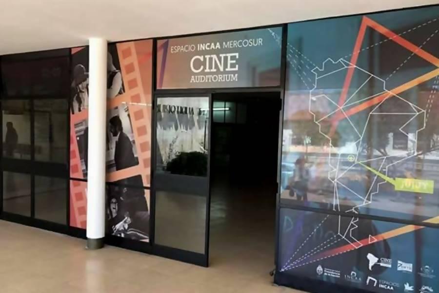 Cine Auditorium Espacio INCAA Mercosur