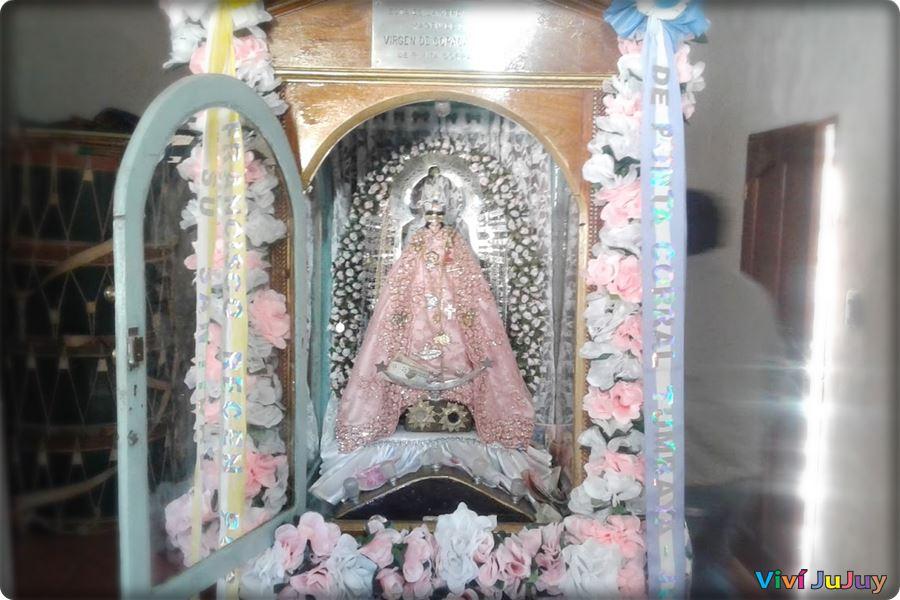 Virgen de Punta Corral Mamita del Cerro