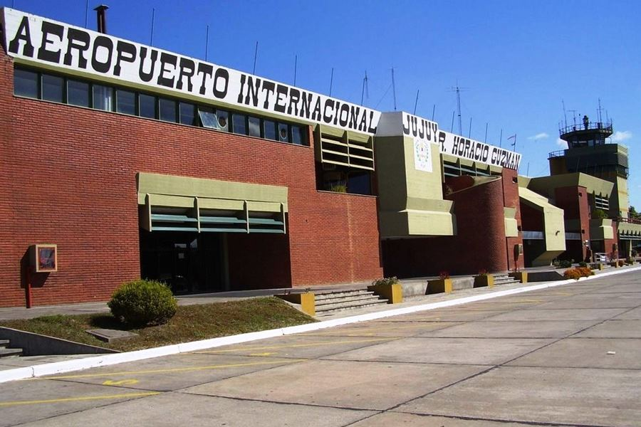 Aeropuerto Horacio Guzman Jujuy