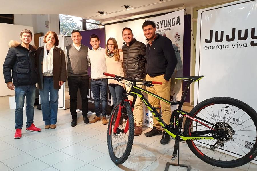 Mountain Bike Trasyungas 2019