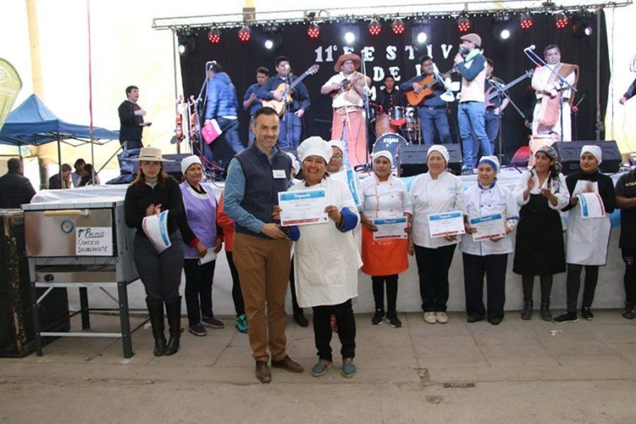 Festival empanada jujeña