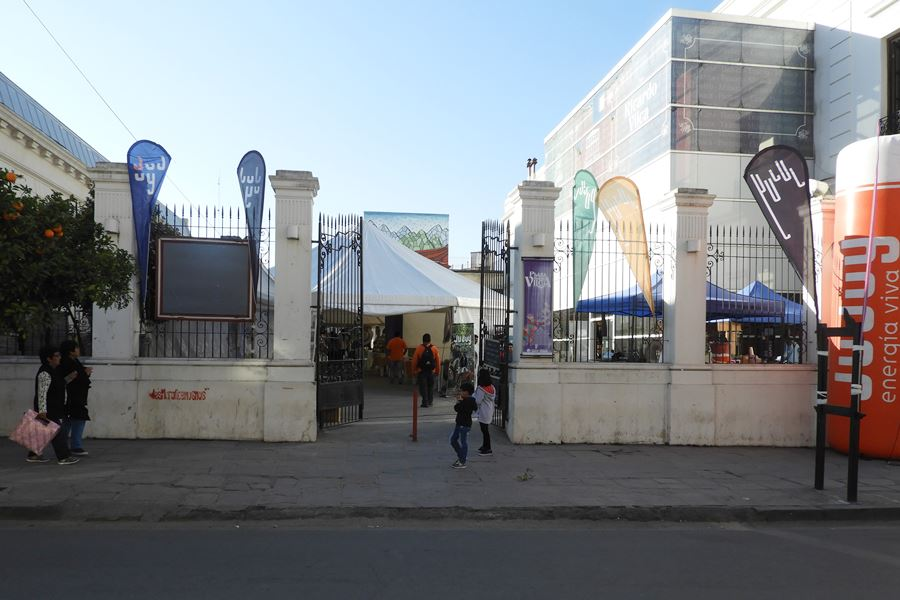 Plaza Vilca