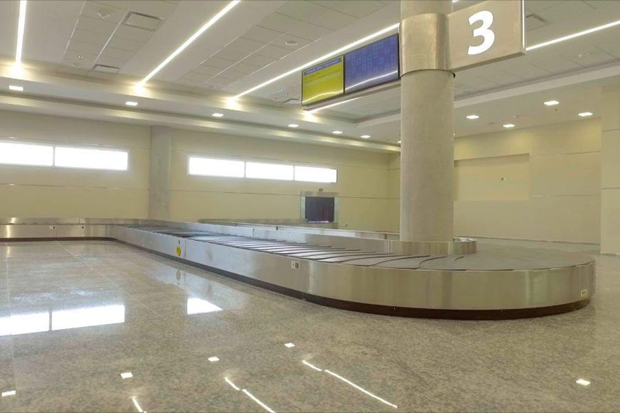 Nuevo Aeropuerto de Jujuy