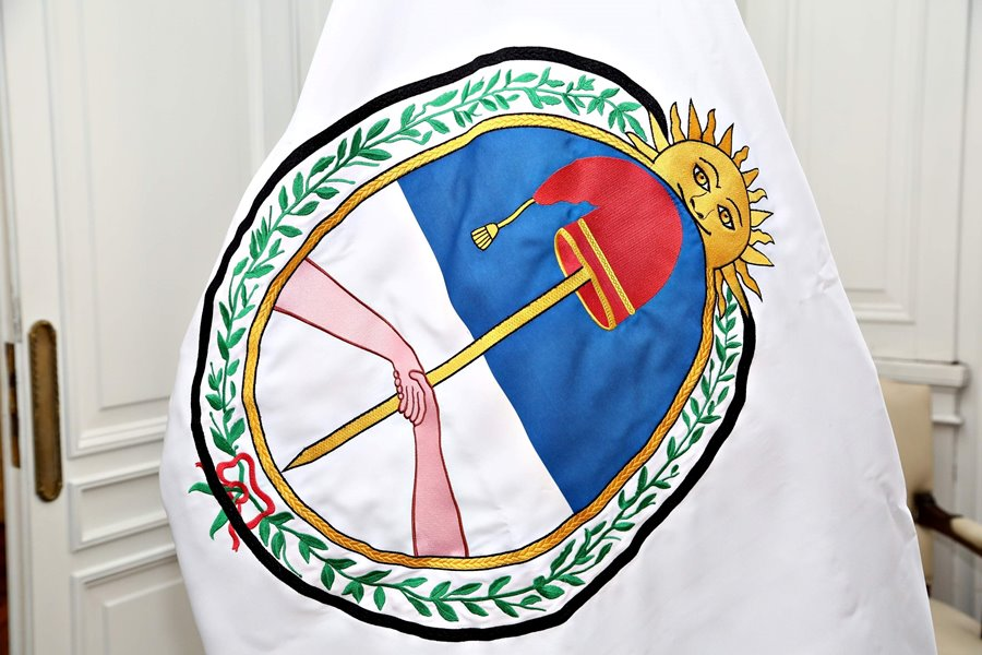 Bandera de la Libertad Civil