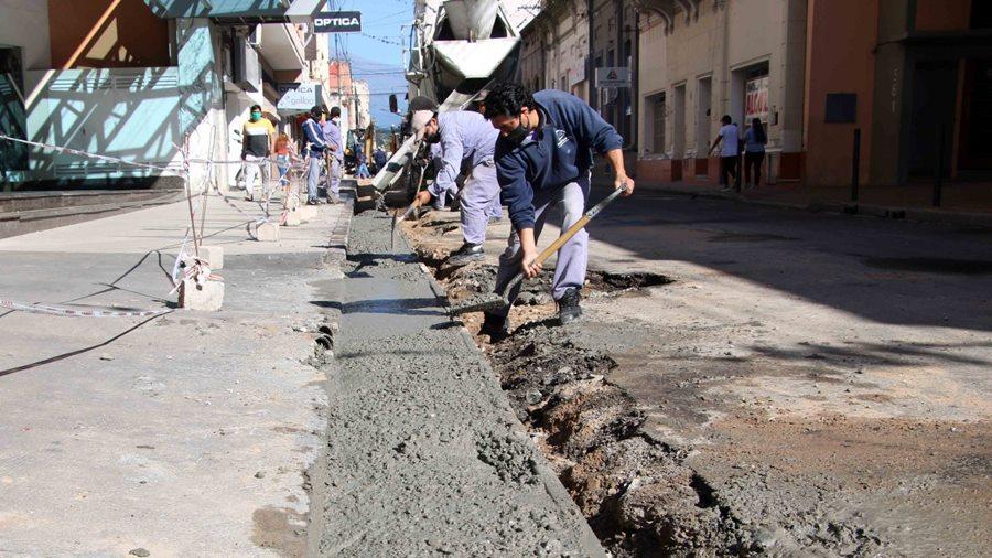 trabajos calle