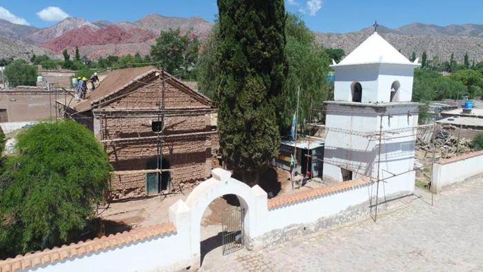 Iglesia de Uquía