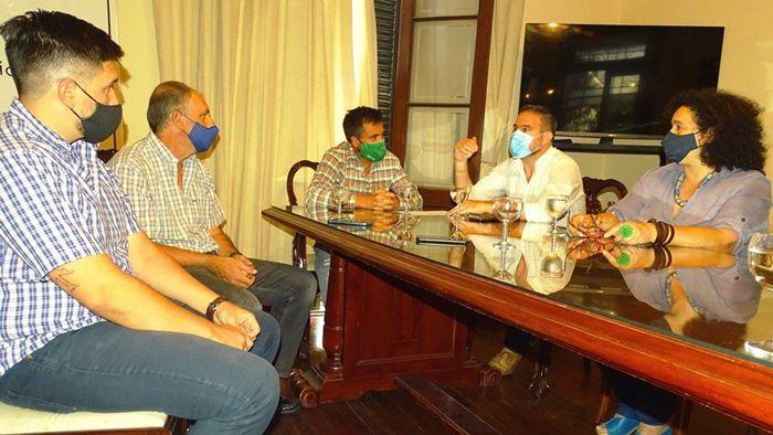 Reunión Consejo Consultivo de Turismo