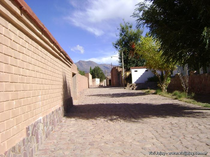 Calles de Uquía