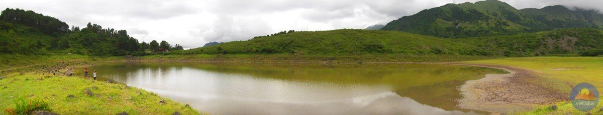 Panorámica Laguna Rodeo