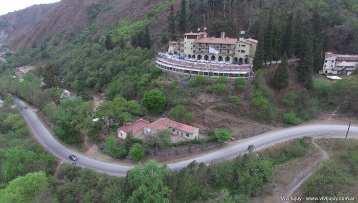 Hotel Termas de Reyes