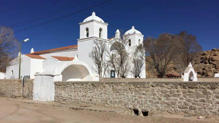 Iglesia de Casabindo