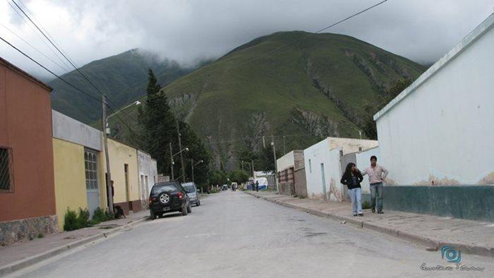 Calles de Volcan