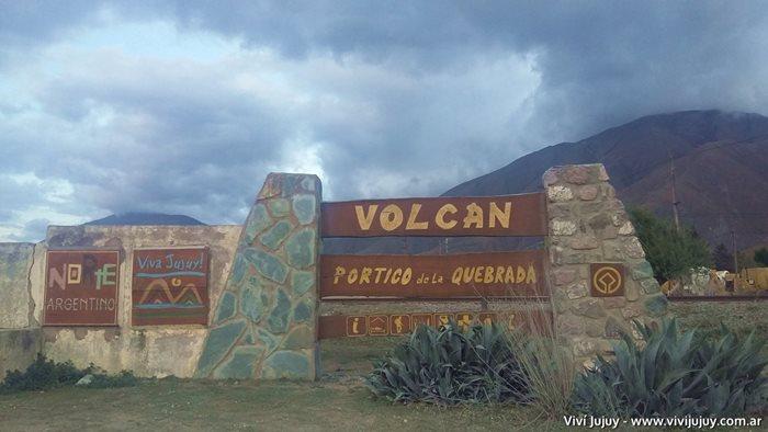 Volcán Jujuy