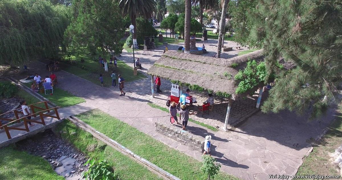 Plaza San Martín San Antonio