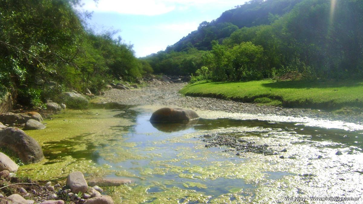 Río Escaleras
