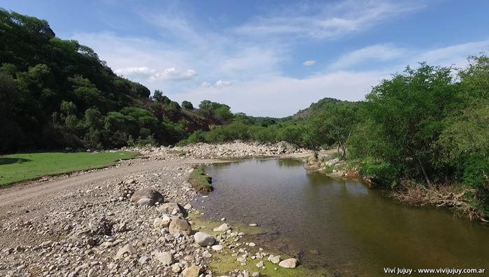 Arroyo Las Escaleras