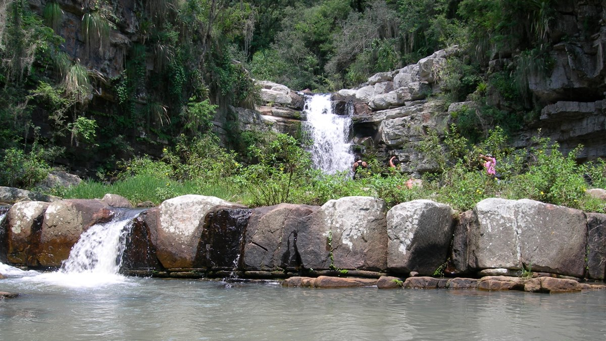 Cascada Las Escaleras