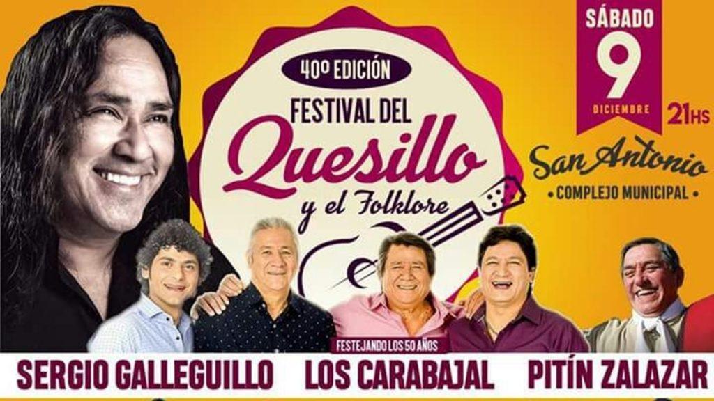 Festival del Quesillo 2017