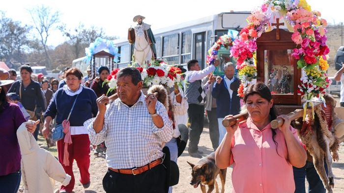 "Fiestas Patronal en Honor a ""San Santiago Apóstol"""