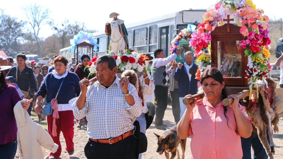 Fiestas Patronales San Santiago Apostol