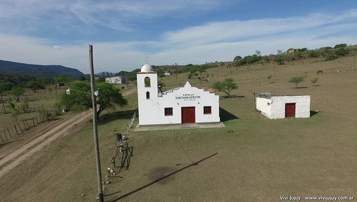 Capilla San Santiago Apostol