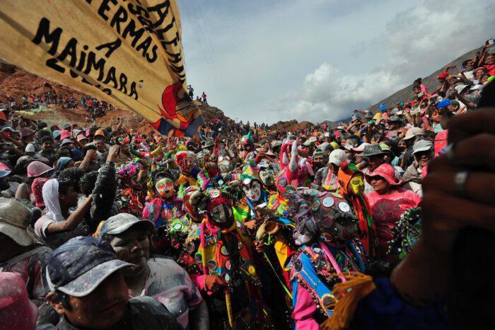 Carnaval de Maimará