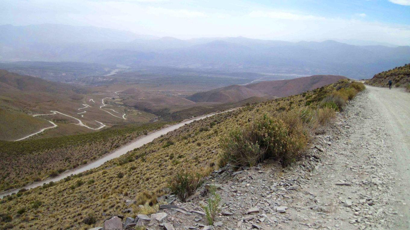 Camino hornocal