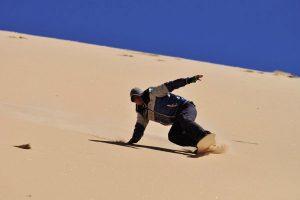 SandBoard Cerro Huancar