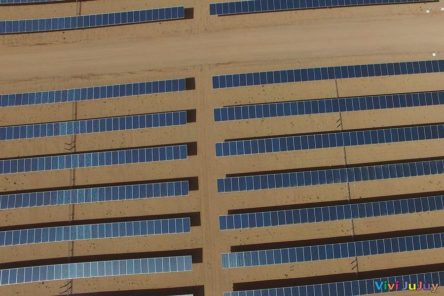 Paneles Solares Cauchari