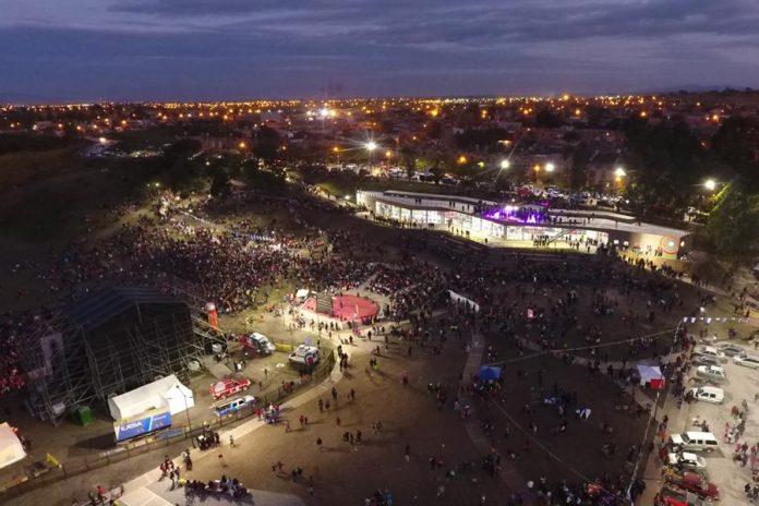 Parque Belgrano Alto Comedero