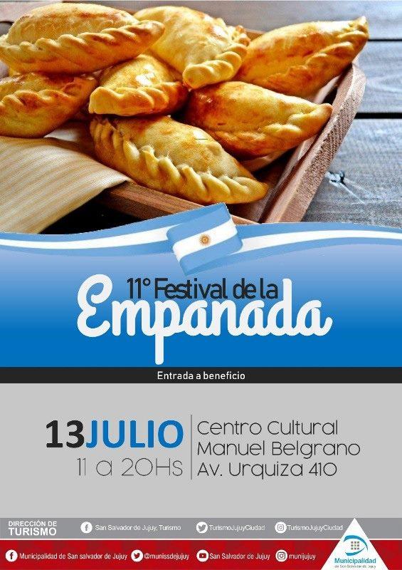 Festival de la empanada Jujueña