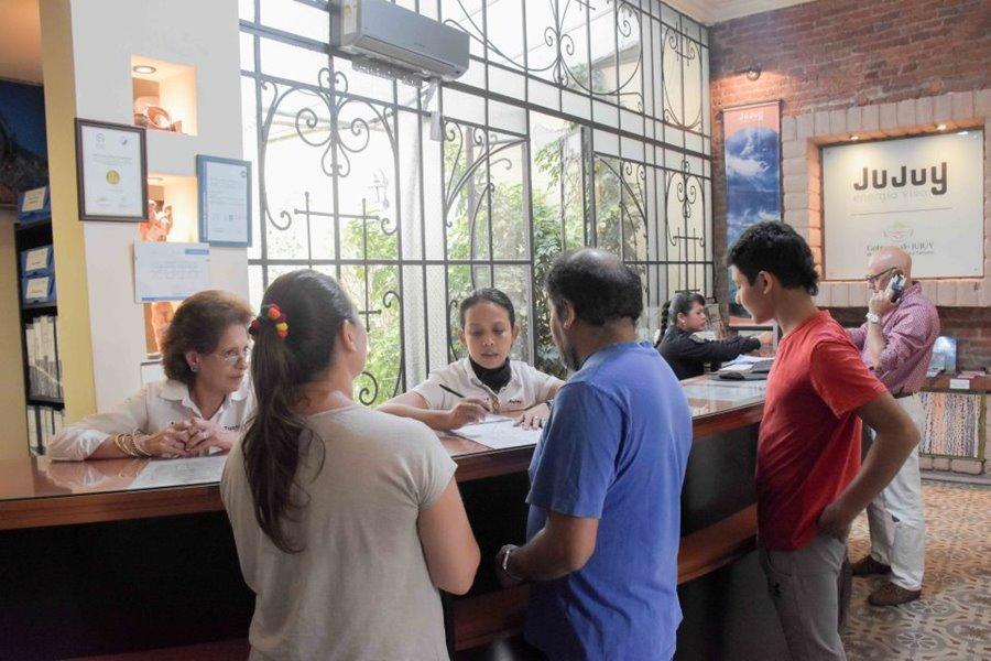 Informe turístico Jujuy