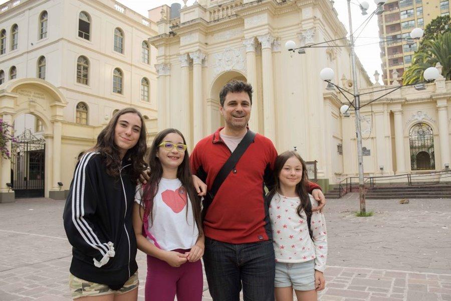 Turistas en Jujuy
