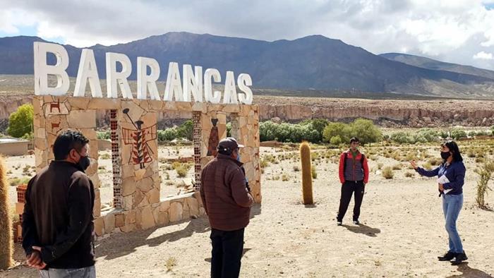 Mural Barrancas