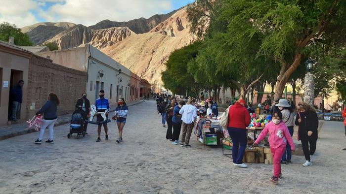 Turismo purmamarca