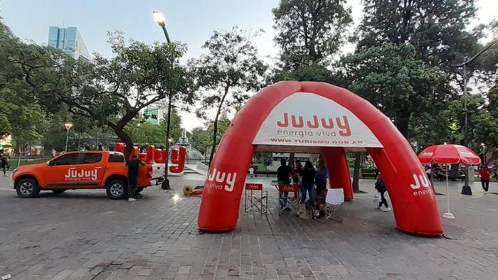 Promoción turística de Jujuy