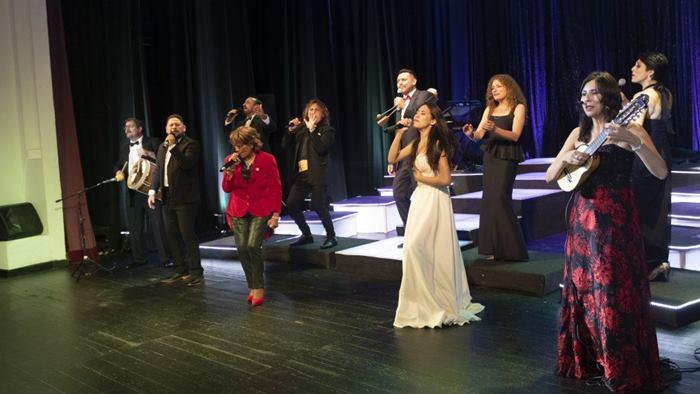 Teatro Mitre gala