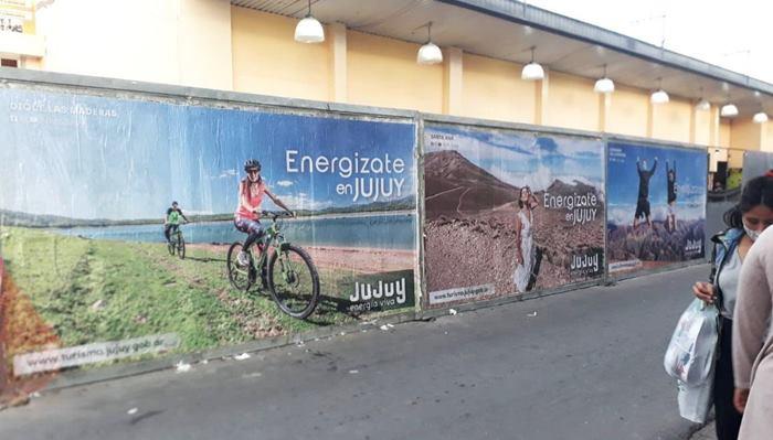 """Acciones promocionales de """"Energizate en Jujuy"""" en Tucumán"""