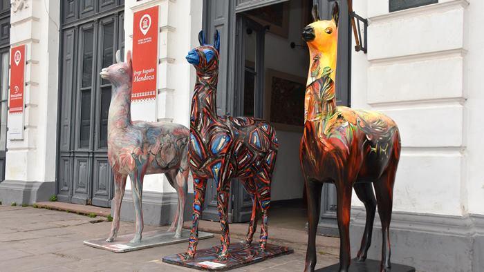 """Museo Municipal de Bellas Artes """"Jorge Mendoza"""""""