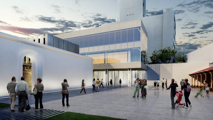Cabildo de Jujuy proyecto