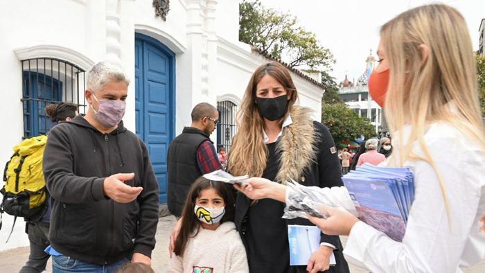 Promoción turística de Jujuy en Tucumán