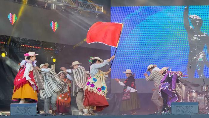 Carnaval Jujeño Tecnópolis