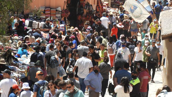 Purmamarca turismo en Jujuy